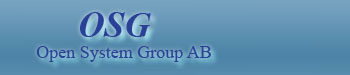 OSG - Open System Group AB